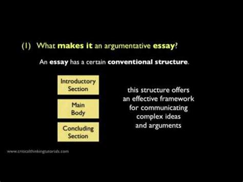 What makes a good essay introduction